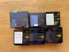 Lot de 55 Minidisc Sony 60 min