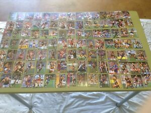 Around 300 Classic Australian Football Cards Some Very Rare Many Great Players
