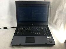 HP Compaq 6710b Intel Core 2 Duo 1.8GHz 2gb RAM Laptop Computer -CZ