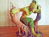 """Enchantica EN2150 GROGODA The She Troll Huge 8"""" Limited Ed. Sculpture w/COA, MIB"""
