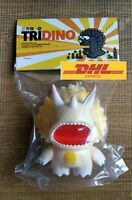 Tridino Ziqi Monster Little Tri Dino Toy Kaiju Sofubi Vinyl Designer Toy Figure