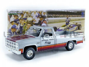 GREENLIGHT COLLECTIBLES 1/18 - GMC SIERRA CLASSIC 1500 - INDIANAPOLIS 500 1981 -