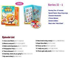 Pororo DVD Series II - 1 (English Subtitle) Luxemoon's