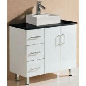 900mm Vanity With Above Counter Basin