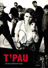 T'PAU - The Story Behind The Tracks, DVD + CD, Carol Decker (China in Your Hand)