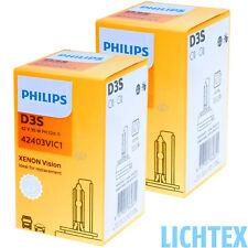 PHILIPS D3S 42403VI Vision XenStart Xenon Bulb
