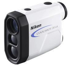 Nikon Golf Laser Range Finder COOLSHOT 20GII LCS20G2 Fast shipping Fedex or DHL