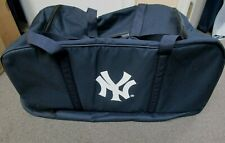 NEW YORK YANKEES TEAM ISSUED BAT BAG EQUIPMENT BAG (Rare)