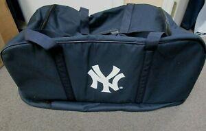 NEW YORK YANKEES TEAM ISSUED BAT BAG EQUIPMENT BAG (Rare)
