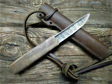 Yakut knife from Siberia.