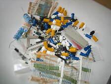 elektronische Bauteile Elektronikteile,Widerstände + Kondensatoren+Potentiometer