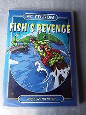 Fish's Revenge  PC CD-ROM Game Sealed