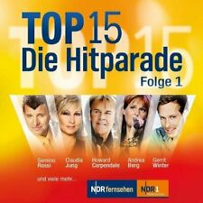 Top 15-Die Hitparade 1 (2010, Koch) Helene Fischer, Semino Rossi, Andrea .. [CD]