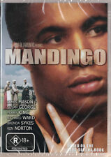 James Mason: MANDINGO *New & SEALED* ALL Regions (Plays on any Player)