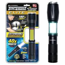 Bell + Howell TacLight Elite, Flashlight and Lantern in One - As Seen on TV! NEW