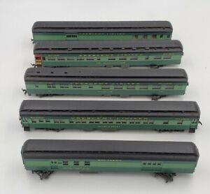 Lot Rivarossi HO Southern Crescent Limited Passenger Dining Harris Moultrie