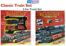 Classic Train Set 3 Assorted / Only 1 Supplied