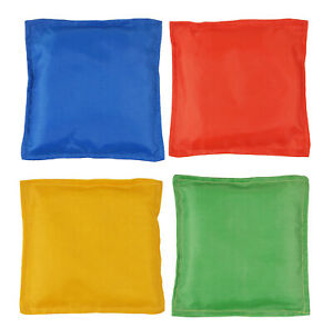 4 Bean Bags - Pinata Toy Loot/Party Fillers Children/Kid Outdoor Playing Garden