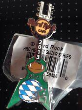 HRC hard rock cafe munich Helmet Super Bowl XLVII Guitar pin 2013, le 200