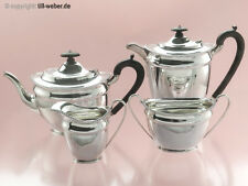 "Kaffee & Teeservice ""Silber"" Sheffield 1911"