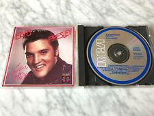 Elvis Presley A Valentine Gift For You CD JAPAN Made For US RCA PCD1-5353 RARE!