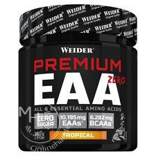 Weider Premium EAA Powder 325g Tropical (63,35€/Kg) L-Isoleucin L-Valin L-Leucin