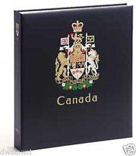 DAVO Canada Luxe Hingeless Part VI 2014-2015 Stamp Album with slipcase