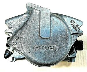 REMAN MOTORCRAFT RIGHT FRONT CALIPER 141.65013 W/PADS FITS FORD BRONCO E150 F150