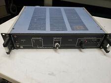 Used Leybold Heraeus HV Amplifier BiPolar 865 978  - WE2