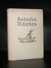 Ruth Koser Michaels # MARCHEN vON HANS CRISTIAN ANDERSEN #  1938, nm--