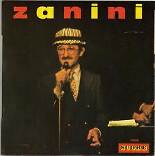 ZANINI DIS-MOI OUI OU NON FRENCH ORIG EP