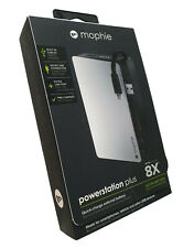 MOPHIE POWERSTATION PLUS 12000mAh (8X CHARGES) POWER BANK USB CHARGER