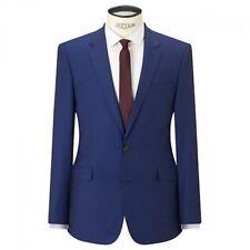 JOHN LEWIS - BNWT - Dime Electric Blue 2 Button Jacket - 38 Short Slim Fit