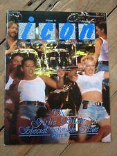 MADONNA Icon Fan Club Magazine Volume 4 Issue 2 Fourteenth One MINT Girlie Show