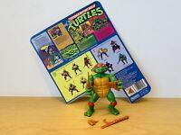Vintage TMNT Teenage Mutant Ninja Turtles RAPHAEL Action Figure Playmates 1988