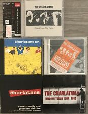 Charlatans UK Rare Live And Import CDs. Manchester