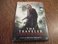 dvd the traveler le justicier des tenebres un film de michael oblowitz
