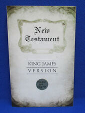 SPECIAL NEW TESTAMENT BIBLE  KING JAMES  FREE SHIPPING  SOLDIER IN VIETNAM