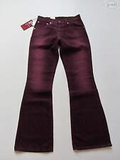 Faded Levi's L30 Damen-Jeans mit mittlerer Bundhöhe