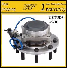 Front Wheel Hub Bearing Assembly For 2001-2006 GMC SIERRA 2500 HD 2WD