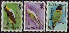 Surinam / Suriname 1994 Papegaai parroti hummingbird kolibri kolibri colibri MNH
