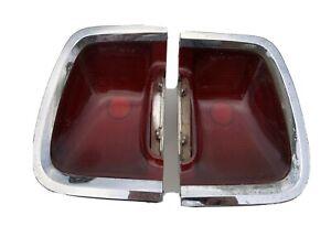 1969 PLYMOUTH BARRACUDA 440 CUDA TAIL LIGHTS MOPAR Used Vintage Hemi 340 OEM