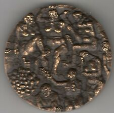 New ListingUndated Finnish Anders Nyborg Medal, Engraved by A. Tukiainen