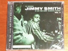 """""""STILL SEALED"""" CD by JIMMY SMITH / AT CLUB """"BABY GRAND"""" WILMINGTON, DELAWARE"""