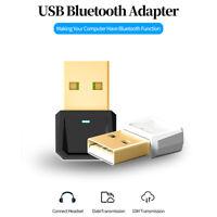 Bluetooth USB Adapter bluetooth receiver Desktop Computer Transmitter Wirel uW