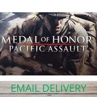 🎁Medal of Honor Pacific Assault🎁 PC Game Region Free WARRANTY