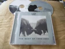 CD de musique rock U2 avec compilation