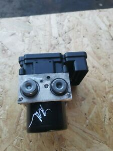MERCEDES C CLASS 2007 ABS PUMP MODULATOR A2045454432