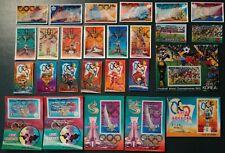Sammlung KOREA 3-D-Marken: 20 Stück (4 kpl. Sätze) + 6 Blocks (*) MNH ME 290,00
