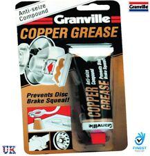 Granville Copper Grease Slip Multi Purpose Anti Seize Assembly Compound 20g